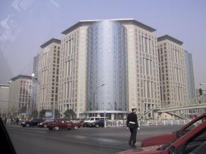 잘 지어진 북경의 고급 빌딩