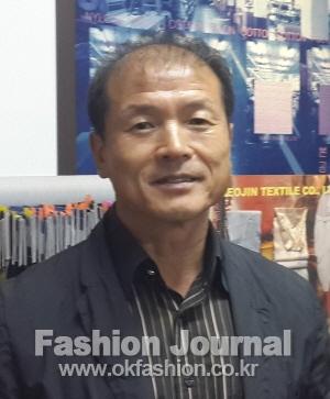 서진텍스타일(주) 김문탁 대표